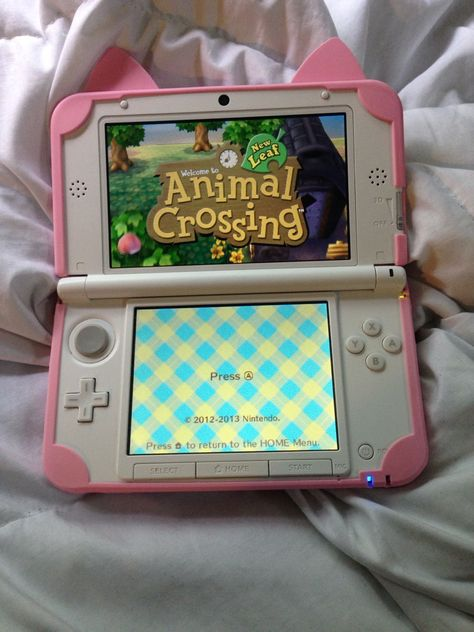 Image about cute in Animal Crossing by Merry ^w^ Kawaii Games, Leaf Animals, Gaming Room Setup, Cute Games, Ds Games, Gamer Room, Nintendo Ds, Nintendo Switch, Super Nintendo