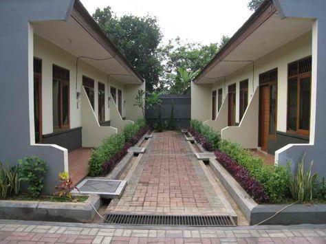 Rumah Kost Desain Rumah Desain Rumah