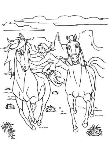 40 Desenhos De Cavalo Para Imprimir E Colorir Colorir Online