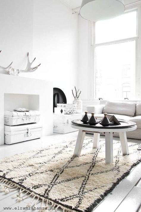 Des Idees De Deco Orientale Lancez Vous C Est Tres Simple Deco Marocaine Salon Blanc Et Salon Maison