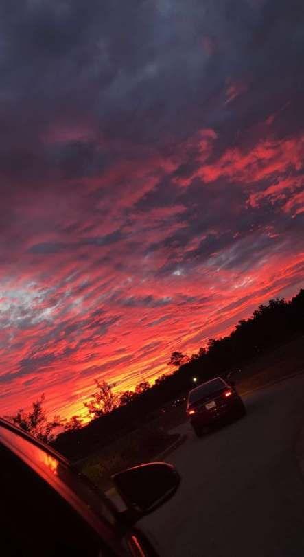 Photography Tumblr Sky God 47 Ideas Sky Aesthetic Sunset Wallpaper Pretty Sky