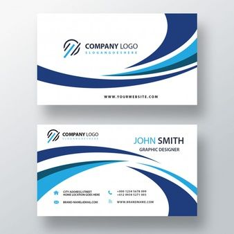 Download Blue Visit Card Template For Free Visiting Cards Visiting Card Design Psd Graphic Design Business Card
