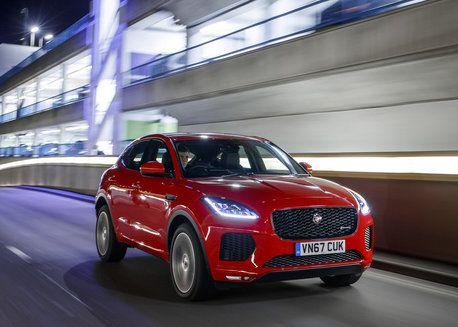 Jaguar Land Rover Is The Uk S Largest Car Manufacturer Taking