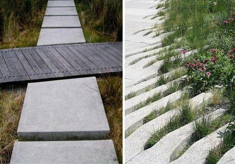 Amenagement Paysager Moderne 100 Idees De Design Jardin Paysager Paysagiste Amenagement Paysager Et Idees Jardin