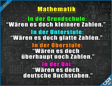 Ich will wieder zurück! #Studentenleben #Schulleben #Mathematik #Mathe #lernen