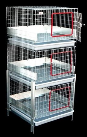 Klubertanz Equipment Co Welded Wire Cages Supplies For Small Animals Small Pets Rabbit Cages Rabbit Pen