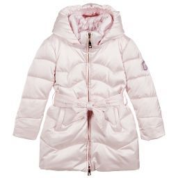 Girls Red Padded Puffer Coat Red Puffer Coat Coat Girl Outfits