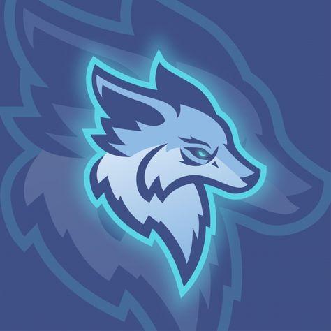 37 Ide Logo Guild Gambar Serigala Logo Keren Gambar