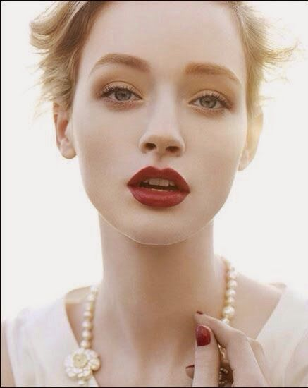 Best Vintage Makeup Look Dark Skin Ideas