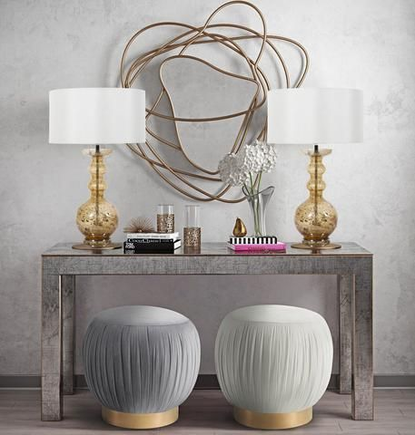 Console Table Decor Table Lamps To Choose From In 2020 Home