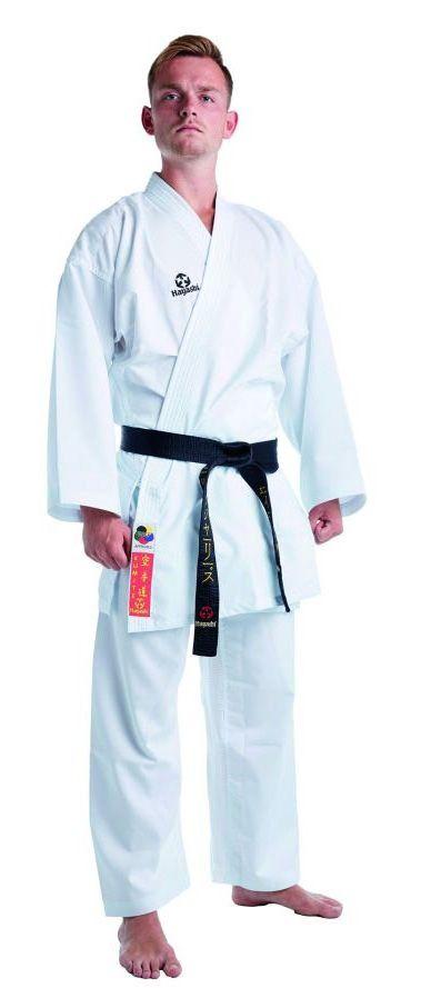 Light Weight Black Martial Arts Karate Uniform