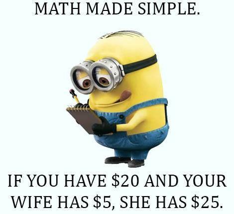 Spouse/marriage joke