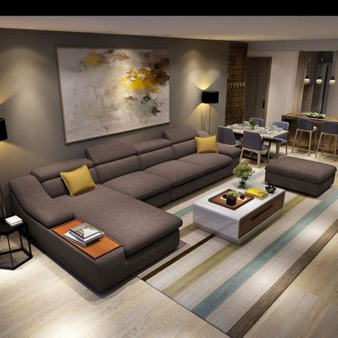33 Cheap Decorating Ideas for Living Room - HOMEFULIES#cheap #decorating #homefulies #ideas #living #room