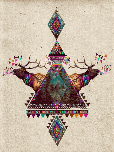 Artwork We Love: Kris Tate's Psychedelic Prints   Free People Blog