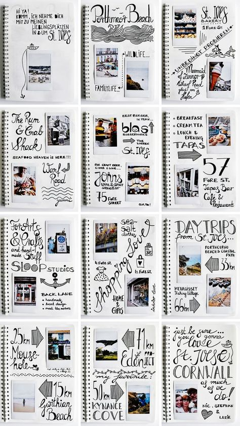 Giveawy - Instax Mini 70 Kamera & ein St. Ives Travel Guide Unikat