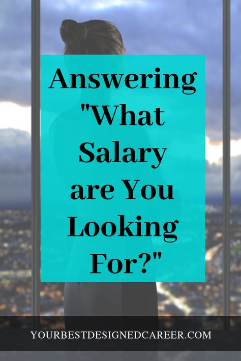 """What salary are you looking for?"" Don't struggle with this common interview question. Here's how to answer it! Job Interview Answers, Job Interview Preparation, Common Interview Questions, Job Interviews, Teacher Interviews, Interview Process, Job Resume, Resume Tips, Job Hunting Tips"