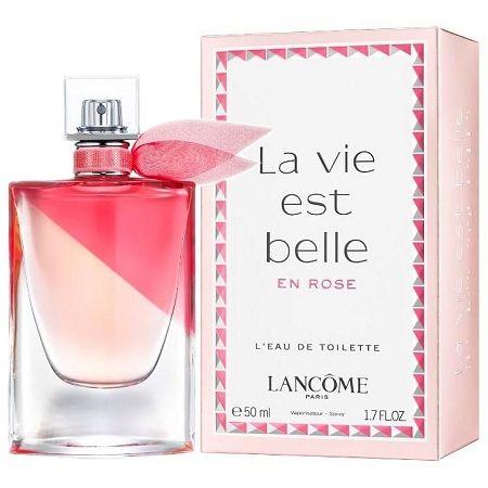 Buy La Vie Est Belle En Rose Lancome For Women Online Prices Rose Perfume Perfume La Vie Est Belle Perfume