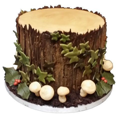 50 Ideas Cake Decorating Christmas Yule Log Yulelog 50 Ideas