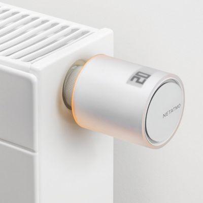 Kit De Demarrage Vannes Connectees Pour Radiateurs Netatmo En 2020 Thermostatique Radiateur Et Tete De