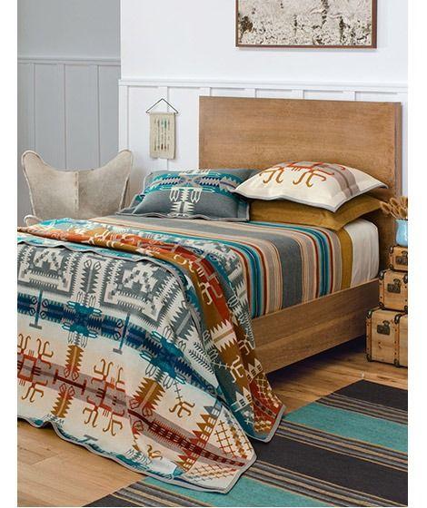 bedding pendleton home sets bed decor