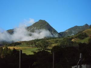 Volcan Baru, Panama
