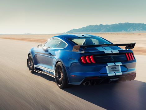 2020 Ford Mustang Shelby Gt500 Is A Friendlier Brawler Ford