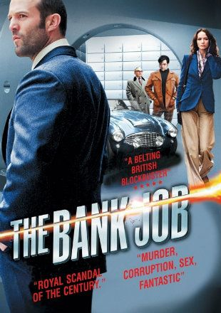 The Bank Job (2008) in Hindi