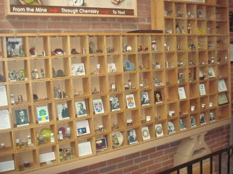 Sterling Hill Mining Museum, Ogdensburg Picture: The Periodic Table of Elements at the Mine Museum - Check out TripAdvisor members' 195 candid photos and videos of Sterling Hill Mining Museum