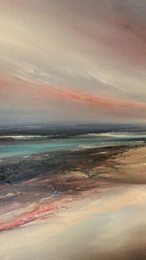 Would you like to own this original seascape painting? This new artwork is now available direct from the artist... message me for more details #michaelclaxtonartist #newpainting #originalartwork