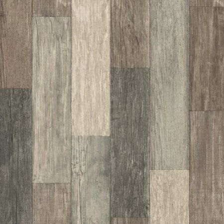 Pallet Board Wallpaper Walmart Com Peel And Stick Wallpaper Dark Weather Weathered Wood