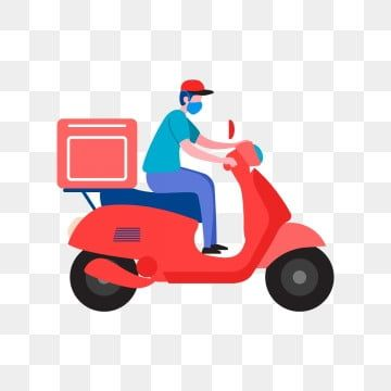 Deivery Boy With Mask Deivery Delivery Boy Delivery Boy With Mask Png And Vector With Transparent Background For Free Download Boy Illustration Logo Background Cartoon Boy