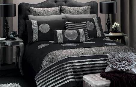 50++ Black and silver bedroom decor ideas