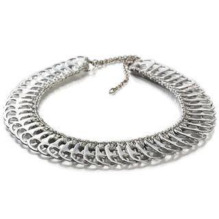pulltabs necklace   naszyjnik z zawleczek