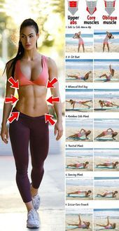 The best exercises for your lower abdominal muscles for the slim look - #Abs #best #DEN #the # for - #abdominal #exercises #lower #muscles - #new