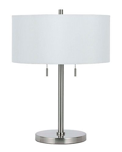 Look At This Amazing Score I Found On Rue La La Metal Table Lamps Table Lamp Cal Lighting