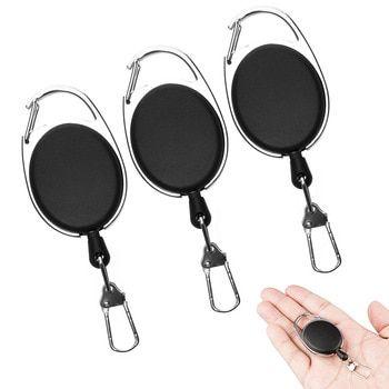 """/""""Zinger/"""" Angler/'s Accessories Retractor"""