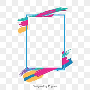 Stylish And Simple Border Design Simplicity Style Color Png Transparent Clipart Image And Psd File For Free Download In 2020 Border Design Gradient Design Simple Borders