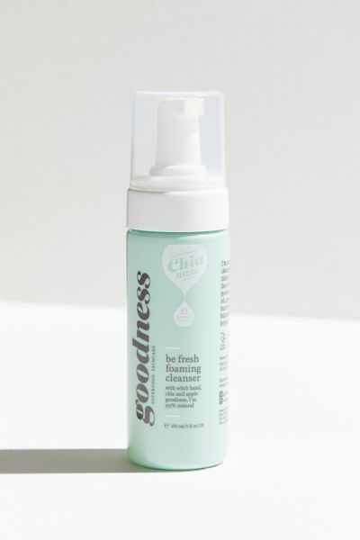 Goodness Be Fresh Foaming Cleanser Foam Cleanser Skin Cleanser Products Cleanser