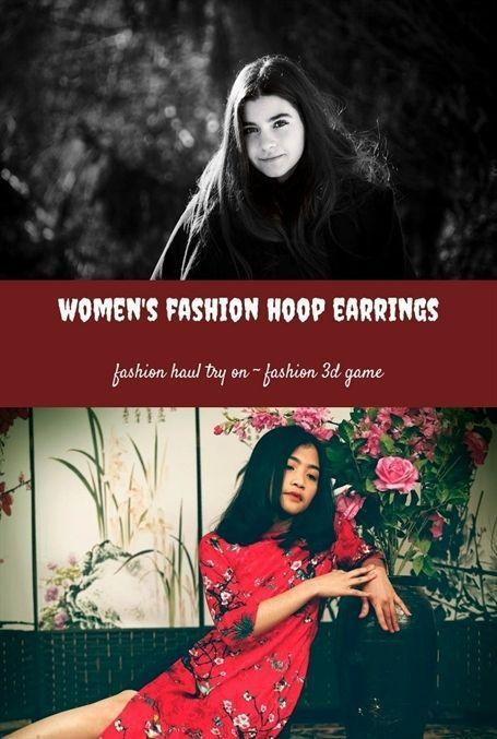 Women S Fashion Hoop Earrings 391 20180708133334 29 Fashion Quotes