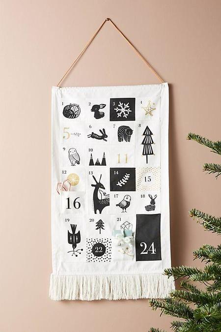 Kids Wee Gallery Animal Advent Calendar On Garmentory In 2020 Christmas Advent Calendar Halloween Advent Calendar Homemade Advent Calendars