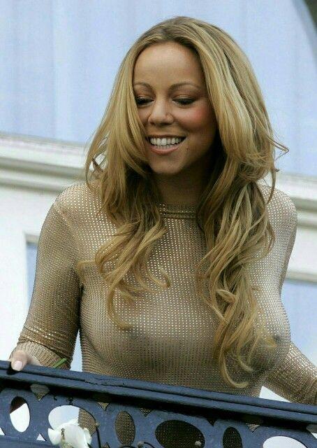 Mariah Carey sexy Brüste
