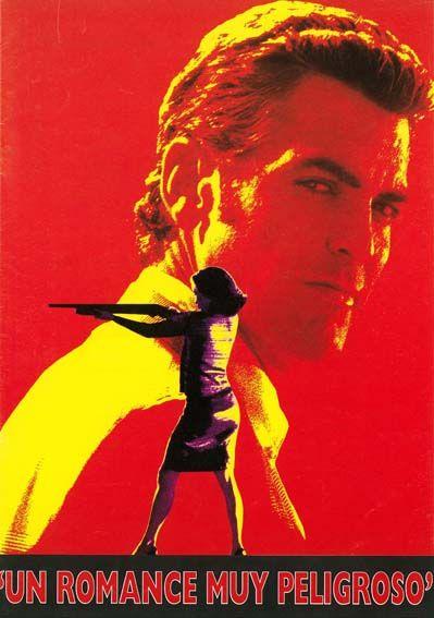 Un Romance Muy Peligroso 1998 Out Of Sight De Steven Soderbergh Tt0120780 Carteles De Cine Cine Peliculas