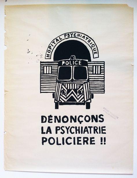 Hospital psiquiátrico - Denuncioamos a psiquiatria policial!