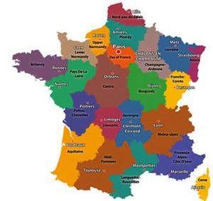 Map Of France Regions Bing Images Frankreich Karte Frankreich
