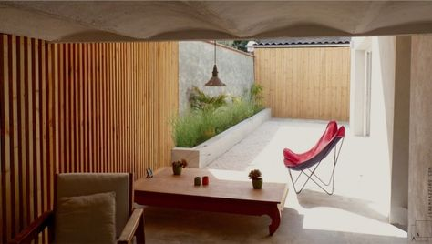Création d\'un Loft « l\'Appartement Jardin » : renovation ...