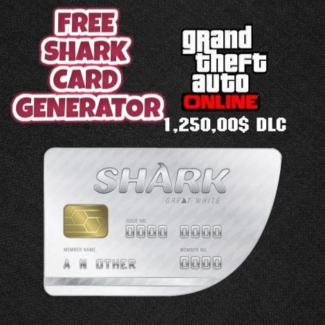 free shark cards codes xbox one no survey