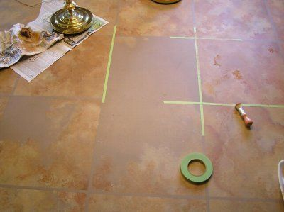 How To Paint Concrete To Make It Look Like Real Stone Including Pictures Painting Concrete Concrete Stained Floors Painted Concrete Floors