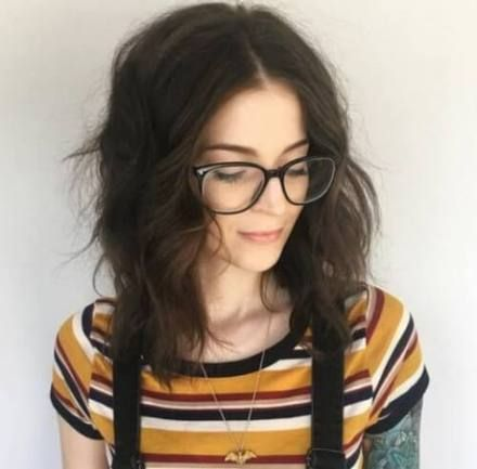 23 Trendy Ideas For Hairstyles For Girls With Glasses Haircuts Shoulder Length Medium Length Hair Styles Shoulder Length Hair Shoulder Hair