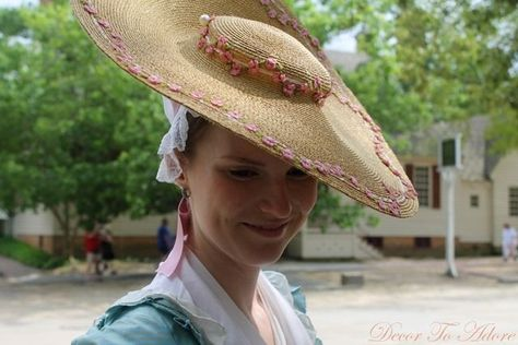 Colonial Williamsburg hats for Women  d9bf84db7ef