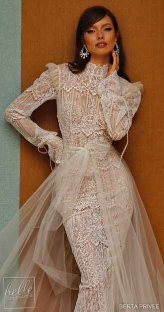 Berta Privee Wedding Dresses Spring 2021 Collection In 2020 Wedding Gowns Vintage Bridal Dresses Summer Wedding Dress,Wedding Party Wear Dresses For Teenage Girls